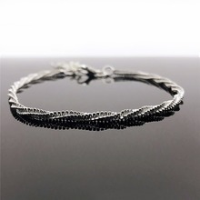 Mens and womens bracelets gift lovers Europe the United States selling Chinese made new fashion jewelry LY-015