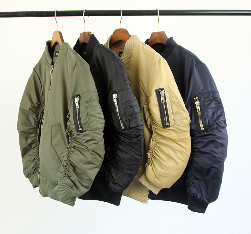 Compare Prices on Khaki Bomber Jacket Mens- Online Shopping/Buy ...