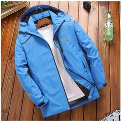 2018 New Spring Summer Mens Softshell Hiking Jackets Male Outdoor Camping Trekking Climbing Coat Waterproof the north of face