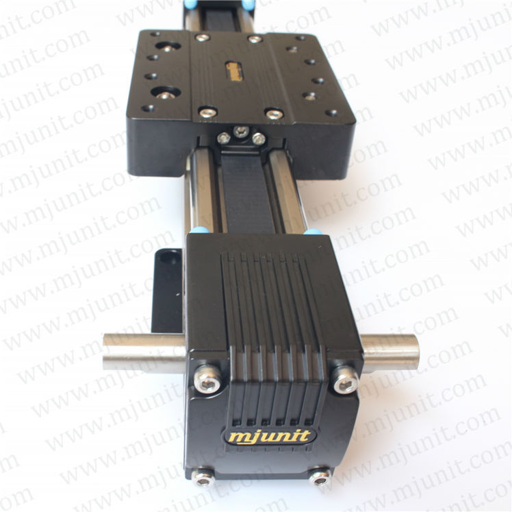 motor linear actuators high quality guideway toothed laser machine belt drive rail high speed bed  electric  dc unit slider linear guide rail high precision laser guide actuator la31 toothed belt driven