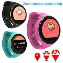 Viscoso S668 Inteligente Assista Horas para Crianças dos miúdos WIFI GPS SOS Relógios Relógio de pulso para Crianças Cartão SIM Apoio PK Q50 Q90 Q528
