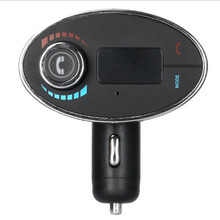 BT-C1 Handsfree Wireless Bluetooth LCD MP3 Audio Player Car