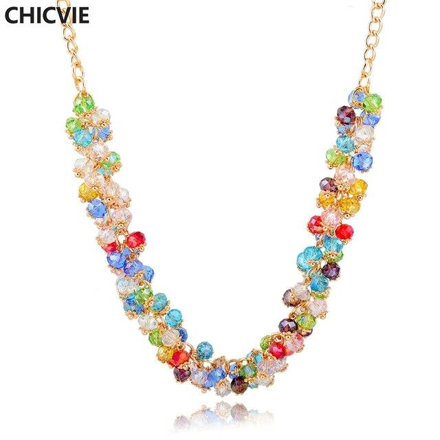 Aliexpress.com : Buy CHICVIE Long Natural Stone Crystal ...
