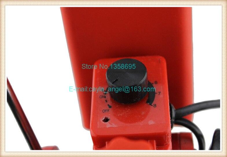 Groothandel Speciale Micro Hoge Precisie Boren Machine, Verticale Boormachine, Digitale Gecontroleerde Kleine Boren Machine - 6