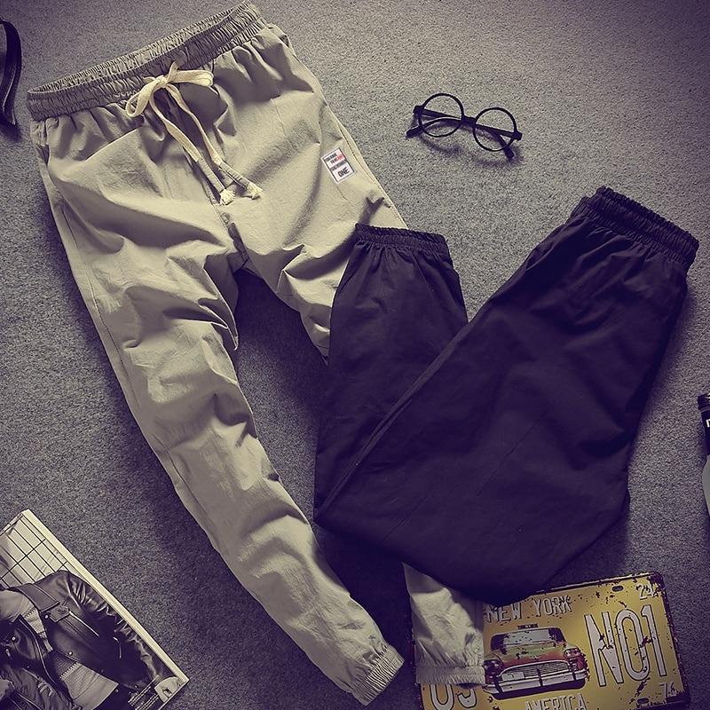 Cheap Wholesale 2019 New Autumn Winter Hot Selling Men's Fashion Casual Popular Long Pants MC58