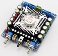 YJHIFI TDA7850 4.0 Channel mini car amplifier digital 50w*4 12v audio amplifier car sound amplifier board