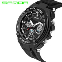 Shock Men S Luxury Analog Quartz Digital Watch Men G Style Waterproof Sports Military Watches 2016