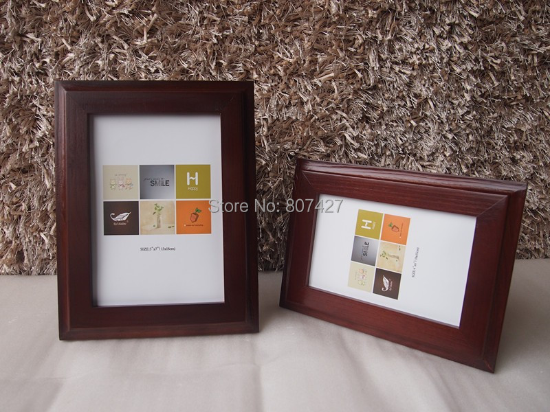 a4 popular wood picture photo frame solid wood a4 certificate framechina mainland