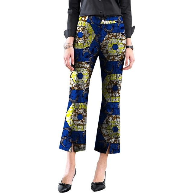 3af10a57c563 Модные женские туфли Анкара Африки Широкие штаны модные Дашики Африканских  ...