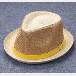 Children babys boys and girls new sun hat beach double color child hat summer jazz hat.jpg 250x250