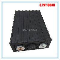 Lifepo4 battery 100ah 3.2V batteria lifepo4 100AH for diy 12V 24V 48V 60V 36V 100AH battery electric tricycle motor scooter