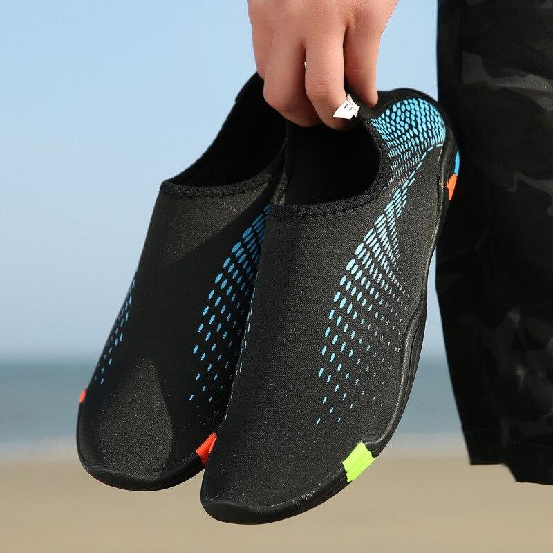 Sapatos de Água Do Aqua Sapatos Das Mulheres Dos Homens de natação Praia Camping Adulto Unisex Do Aqua Baixos Sapatos de Caminhada Suave Amante yoga Não- tênis deslizamento