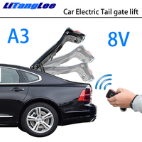 LiTangLee Car Electric Tail Gate Lift Trunk Rear Door Assist System for Audi A3 8V Sedan 2013~2019 Original key Remote Control