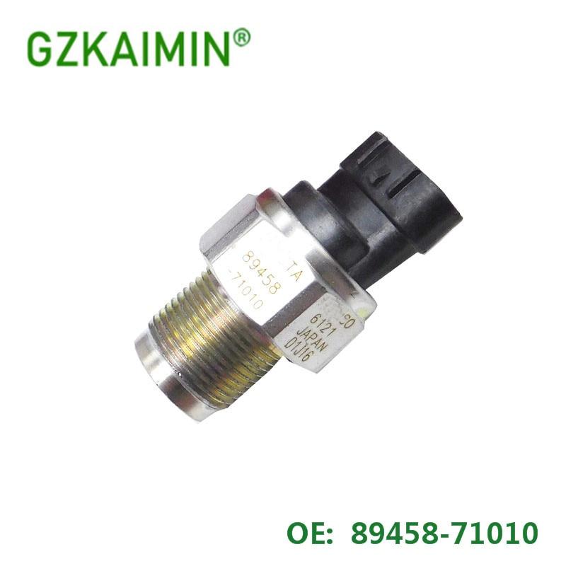 ORIGINALL HIGH QUALITY Common Rail Pressure Assembly Sensor OEM    89458-71010 8945871010 499000-6120 For TOYOTA Hilux 2AD-FTV