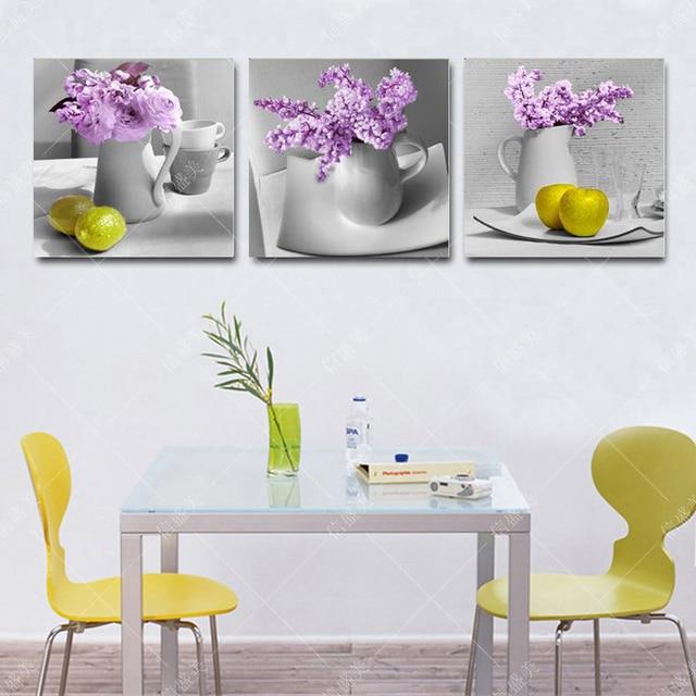 3 piece obrazy canvas cheap modern frames wall decor art hd print ...
