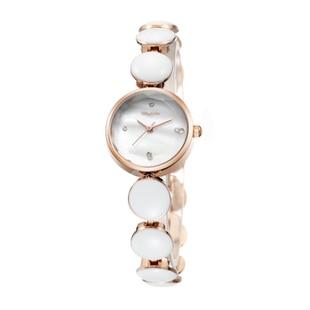 Bracelet watch ladies watch fashion ceramic watch white small dial watch female