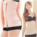 2014 новый женский красота кружева профилировщик тела талия Cincher пластика управления пояс для похудения Shaperwear бесплатная доставка