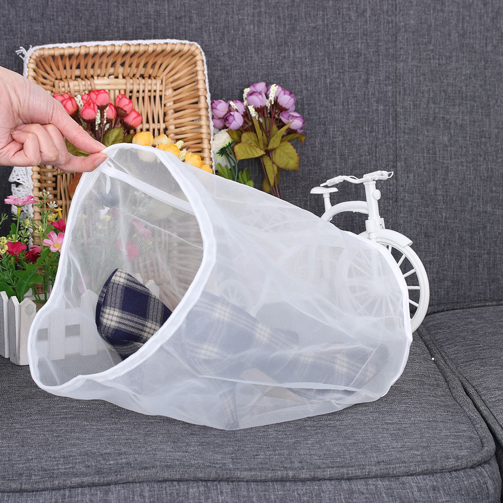 Novelty Home Washing Machine Mesh Net Bags Laundry Bag Large Thickened Wash Bags Home & Garden Bathroom Storage & Organization