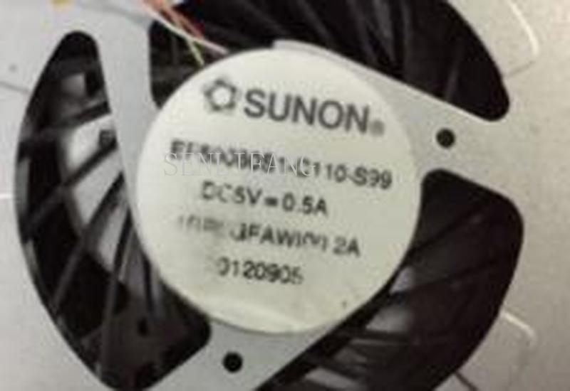 Free Shipping Laptop Cpu Cooling Fan FOR EF50060S1-C110-S99