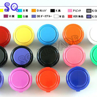 Original Sanwa button (OBSF 24) Arcade button for Arcade Game Machine game machine parts