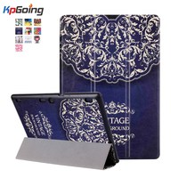 Top Tab2 A10 70F L Tablet Cover 10 1 Inch 3D Painted Flip Cover For Lenovo