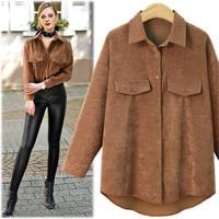 Hodisytian Spring New Fashion Women Shirts Casual Loose Tops Blouse Long Sleeve Solid Blusas Feminina Camisa