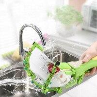 Best Selling 2018 Portable Handheld Intelligent Dishwasher Home Kitchen Dishwashing Artifact Mini bowl Washer Spin Scrubber