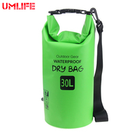 30L Waterproof Swimming Dry Bag Handbag Phone Camera Storage Ocean Pack Bag For Camping Floating Boating Kayaking Drifting