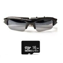 Lightdow Mini Zonnebril Eyewear Digitale Video Recorder Glazen Camera Mini Camcorder Video Zonnebril Dvr