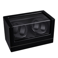 Watch Winder LT Wooden Automatic Rotation 4 0 Watch Winder Storage Case Display Box
