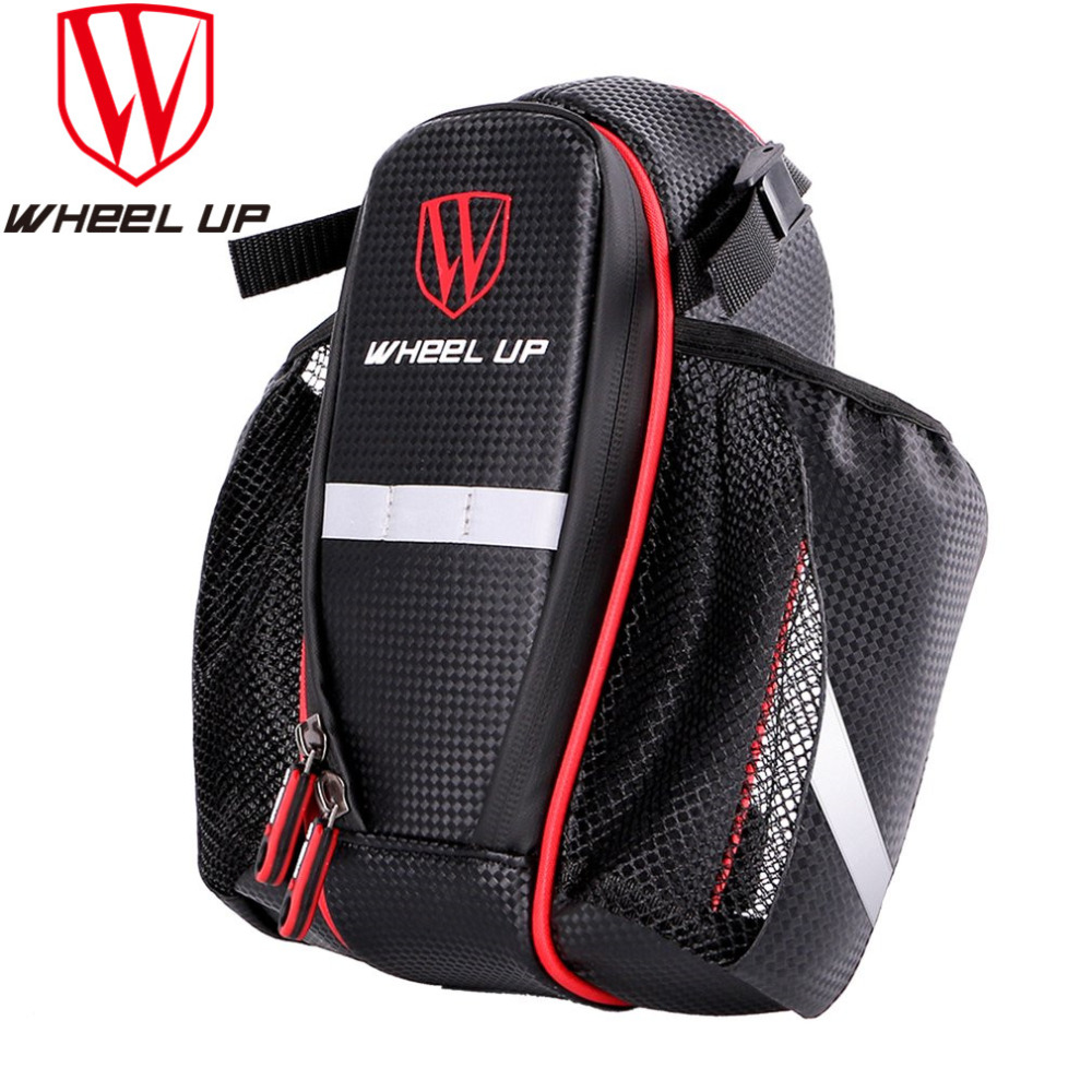 WHEEL UP 2 Pockets Bike font b Bag b font With Lid MTB Road font b