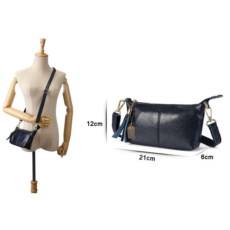 82dce07da2 Γυναικείεs Τσάντες 2019 Large clutch Women Genuine Leather Bag Female  bolsos New summer Messenger Bags With Tassel Famous Designers Leather  Handbag