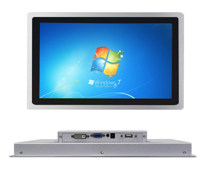 Industry 12 Inch Capacitive Touch Screen Monitor For ATM Raspbian Linux