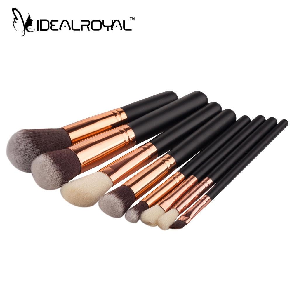 da17f8a4ead9 US $6.97 29% OFF|8pcs/lot Hot Sale Makeup Brush Multi function Makeup  Brushes High quality Eyeshadow Blusher Powder Brush Tools-in Eye Shadow ...