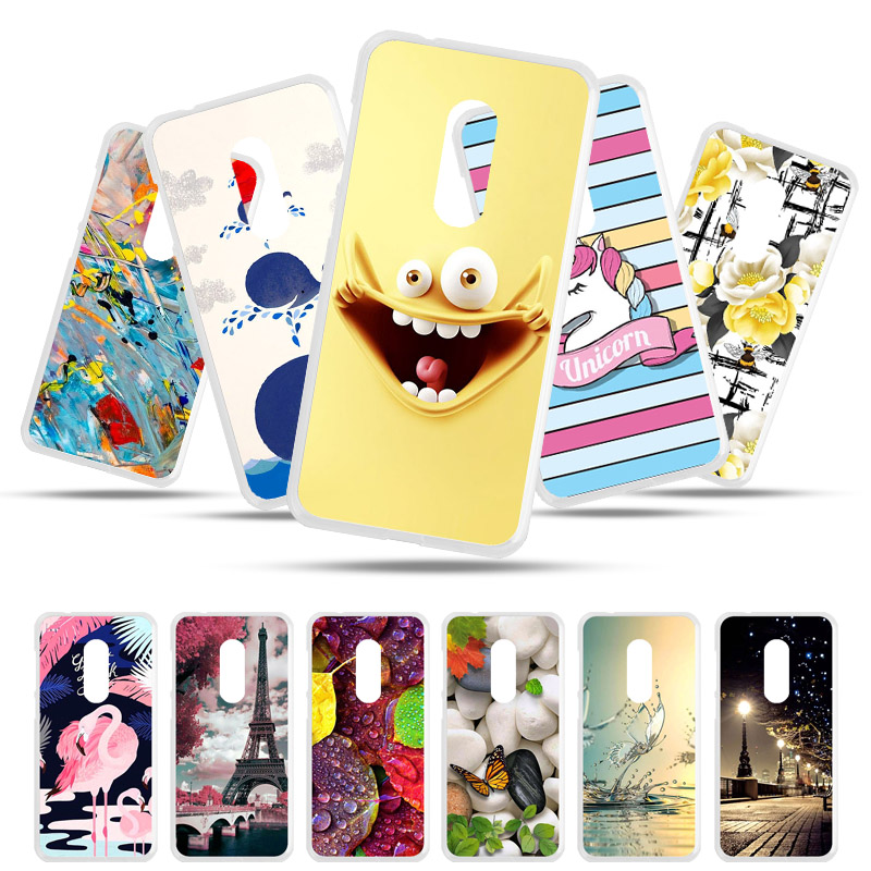 Bolomboy Painted Case For Alcatel 1X Case Silicone Soft TPU Cover For Alcatel 1X 5059D Alcatel1X Cases Wildflowers Animal Bags
