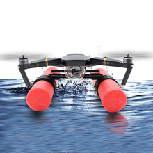 3D Printed Landing gear Mount Branket with floating bobber on the water For DJI Mavic Pro combo platinum Drone Parts Accessories