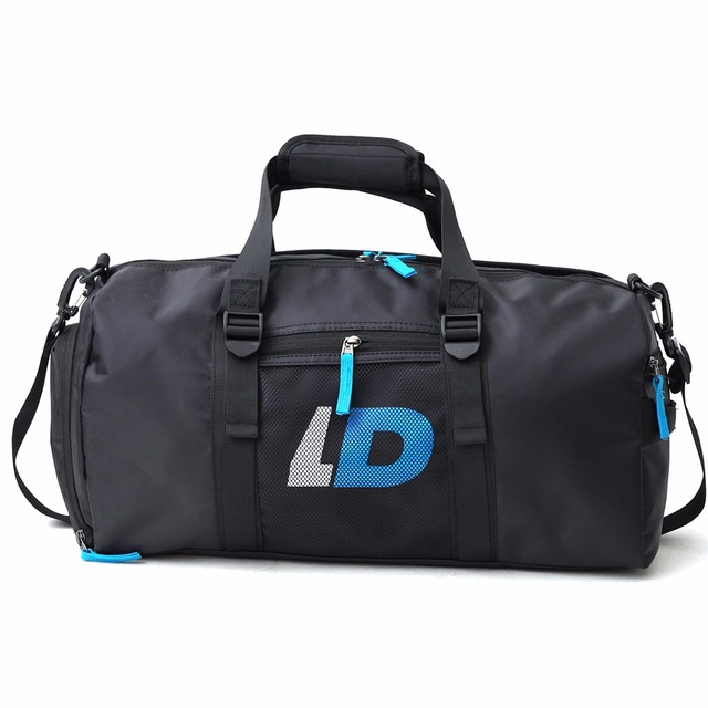 e9d4c97f6a4 SENLI Small Gym Bag with Shoe Compartment,Sports and Travel Duffel Bag for  Men   Women,Dry and Wet Separation