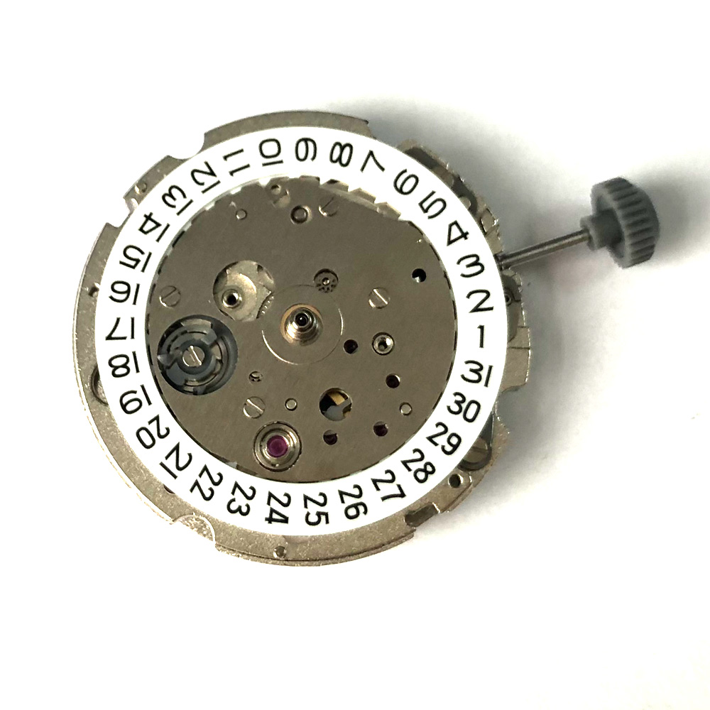 Watch Accessory, 21 Jewels Miyota 821A Automatic Date Men's Watch Movement
