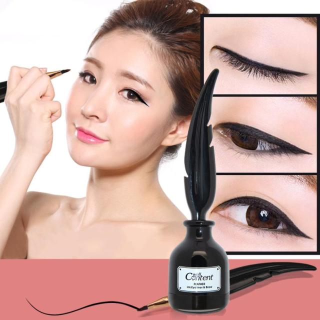 Image result for Liquid eyeliners in bottle form