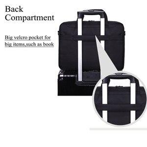 Image 5 - Nlylon Waterproof Laptop Bag 17.3 Inch For Macbook Pro 15 Notebook Bag 13.3/14 Inch Laptop Bag 15.6 For Macbook Air 13