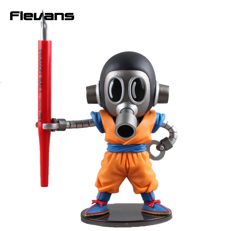 Banpresto Dragon Ball Z MEGA WCF 2 Akira Toriyama Son Goku Cloth Action Figure Toy 5 12c ...