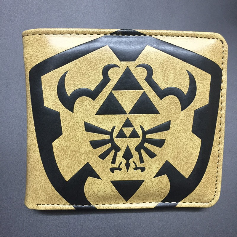 New Designer 2016 Batman Monkey King Zelda WALLET  Cartoon Wallet & Purse ID Credit Card Holder Leather Bag  Wallet For Men черепаха плетёная zelda