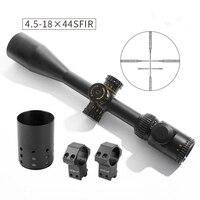 Shooter Tactical ST 4.5 18x44SFIR Hunter Rifle Scope Side Focus Sight PP1 0353