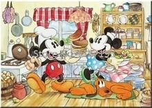 5d diamant painting accessoires cartoon diy diamond Mickey full resin rhinestone embroidery Mosaic