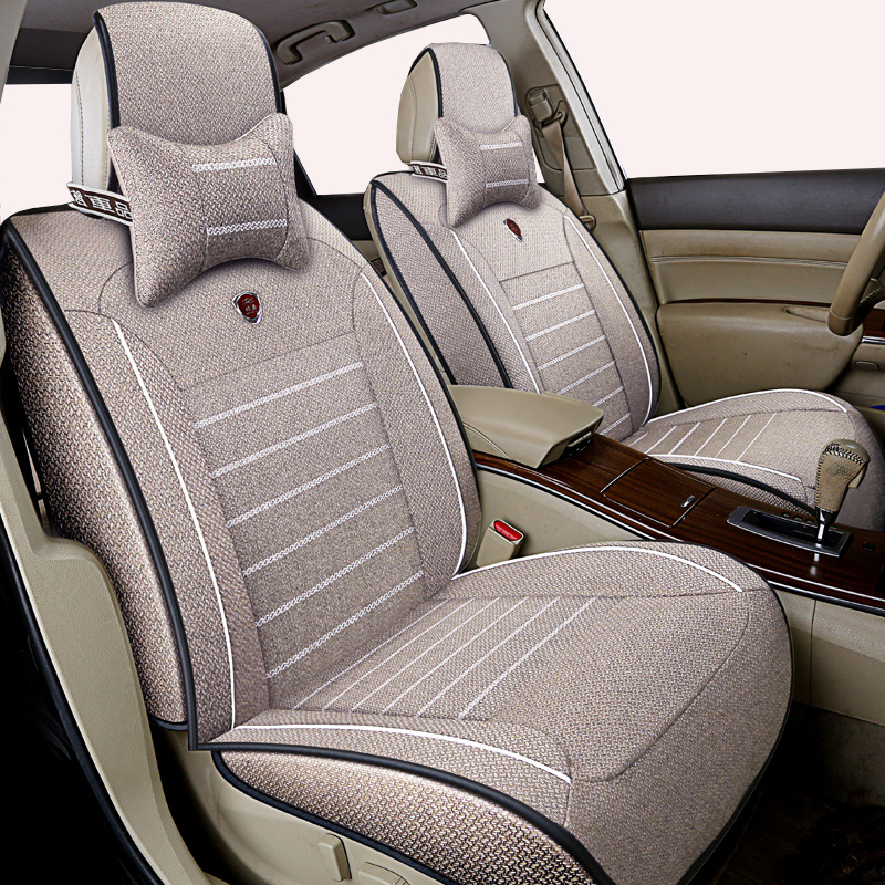Bmw Z4 Seat Covers: High Quality Linen Universal Car Seat Cover For Audi A3