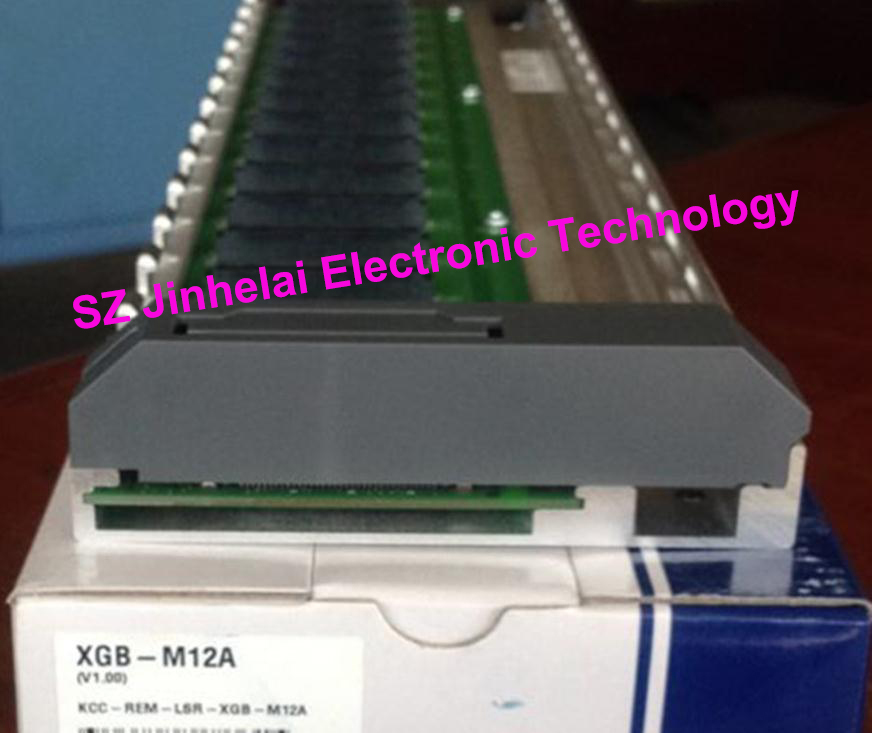 цена на 100% New and original XGB-M12A LS(LG) Base board, 12 slots for I/O Module