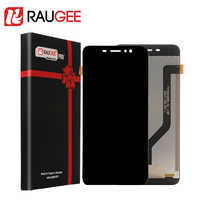 Raugee For Ulefone S8 Tested Lcd Display Digitizer With Touch Screen Panel Replacement For Ulefone S8