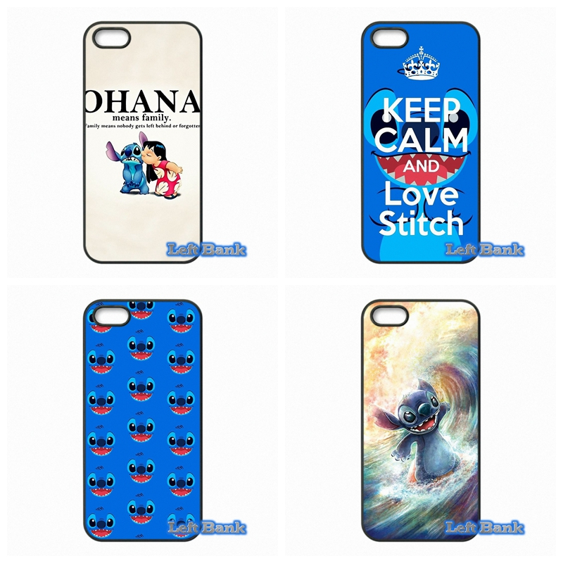 Hot Lilo and stitch Phone Cases Cover For Samsung Galaxy Note 2 3 4 5 7 S S2 S3 S4 S5 MINI S6 S7 edge