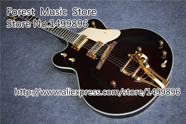 Cheap Hot Selling G6122-1962 Guitars Atkins Country Gentleman Electric Guitars With Bigsby From China Factory