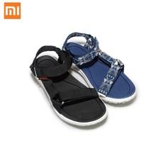 Xiaomi Оригинал mijia изогнутые Волшебные сандалии с ремешками Нескользящие износостойкие сандалии с пряжками подходят для весны и лета смарт